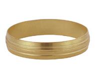 Brass Oliver EN1254-2 Triple Grooves