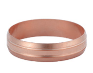 Copper Oliver ASME B16.22 Double Grooves