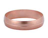 Copper Oliver EN1254-2 Single Grooves