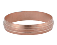 Copper Oliver EN1254-2 Triple Grooves