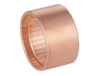 Copper Ring with Strip
