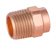 Male Straight Adaptor CxMPT