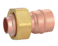 Straight Union Adaptor Cylinder