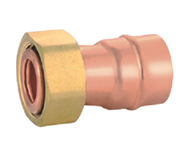 Straight Union Adaptor Flat Joint-Plus Pattern