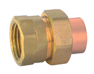 Uinon Coupler with Copper Tail