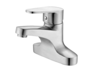 Single-Lever Basin Mixer(Brushed Nickel)