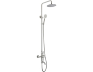 SS Bath/Shower Mixer(Brushed Nickel)