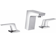 Two-Handle Basin Mixer Deck-Mounted