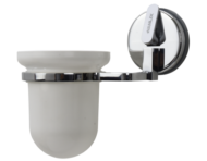 Toilet Brush Holder With Heavy Duty Suction Cup