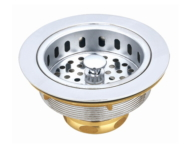 Brass Sink Strainer