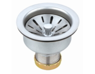 Basket Assembly And Sink Strainer-Tapered Cone Shape